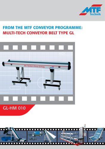 GL Conveyor Belts