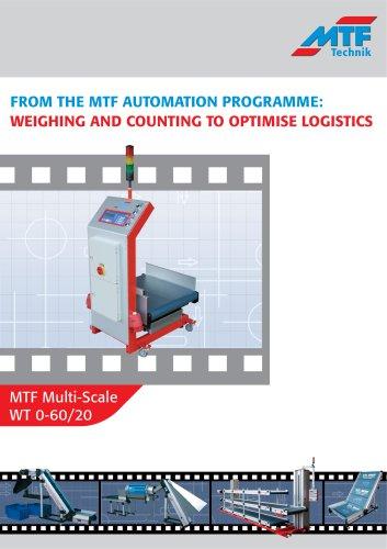 Multi-Scale Weighing Terminal