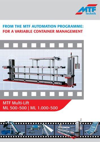 Multi-Tech Lift Storage System