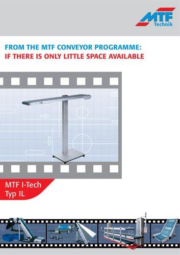 Small Conveyors I-Tech