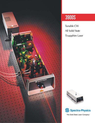 3900S Titanium:Sapphire CW Laser