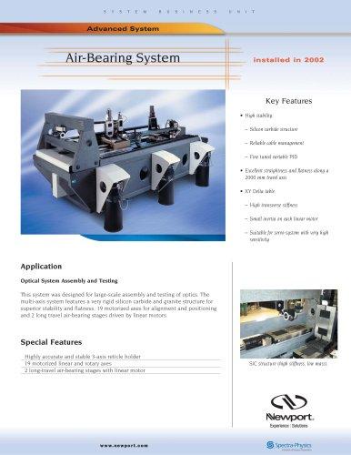 Air-Bearing System