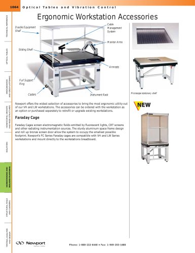Ergonomic Workstation Accessories