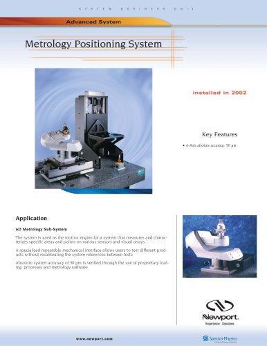 Metrology Positioning System