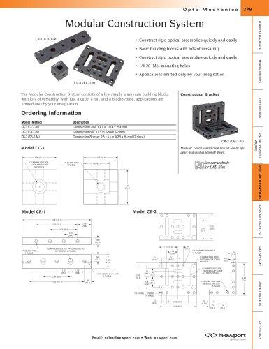 Modular Construction System