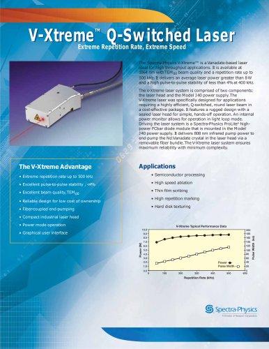 V-Xtreme™ Q-Switched Laser