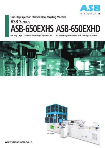 ASB-650EXHS ASB-650EXHD
