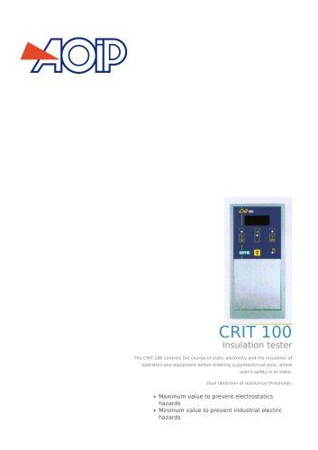 CRIT 100