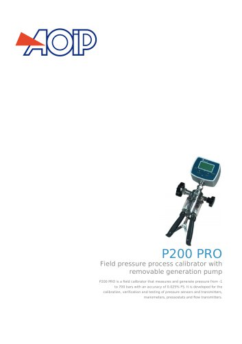 P200 PRO