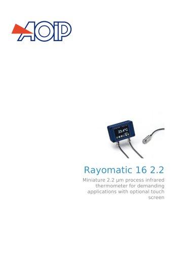 RAYOMATIC 16 2.2