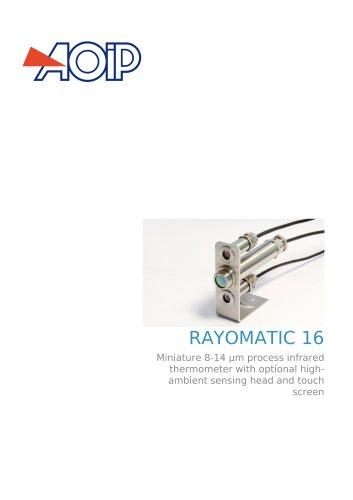 RAYOMATIC 16