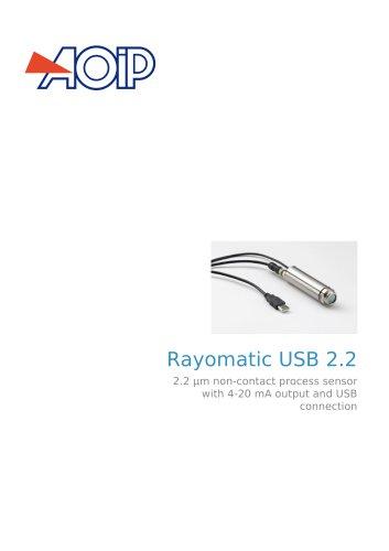 RAYOMATIC USB 2.2