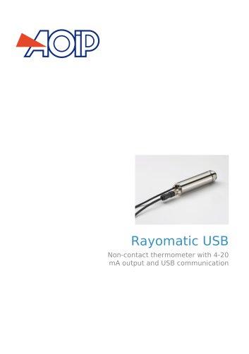 RAYOMATIC USB