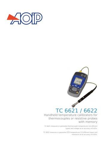 TC 6621 / 6622