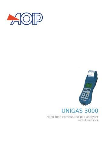 UNIGAS 3000
