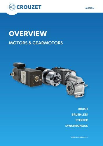 MOTORS & GEARMOTORS
