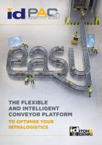 idPAC Modular Conveyor Solution