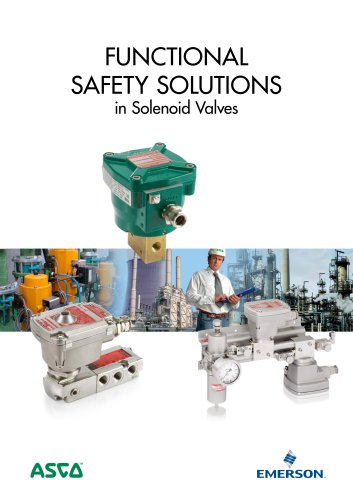 Application Brochure, -Functional safety