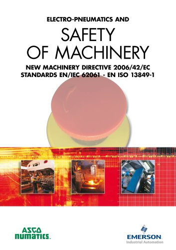 Application Brochure, - Machine safety