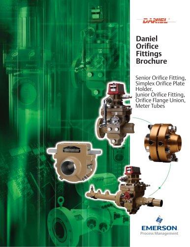 Daniel Orifice Fittings Brochure