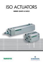 Product Brochure, Iso Actuators - 449 - 453