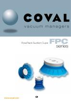 FlowPack Suction Cups, FPC Series