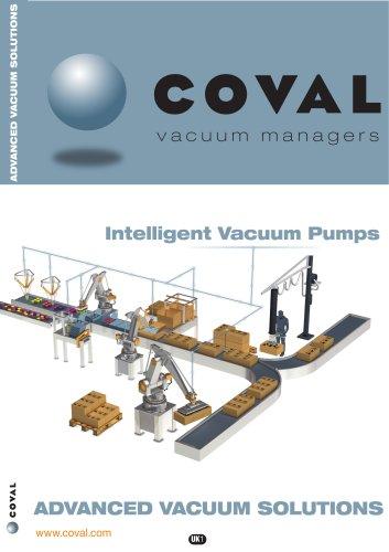 Intelligent Vacuum Pumps COVAL