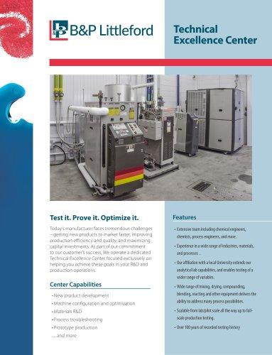 Technical Excellence Center