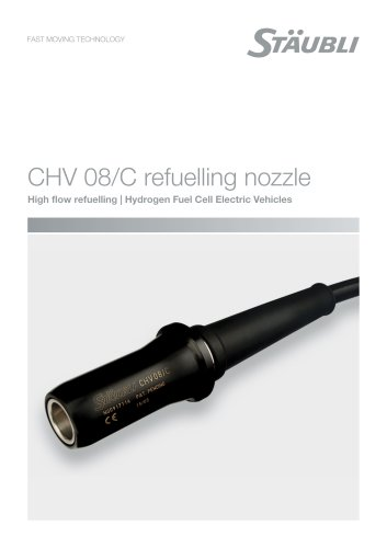 CHV 08/C Hydrogen for vehicles (CGH2)