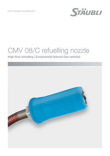 CMV 08/C - type 2/3 Natural Gas for Vehicles (NGV)