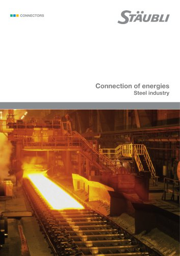 Connection of energies Steel industry