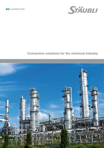 Connection solutions for the chemical industry