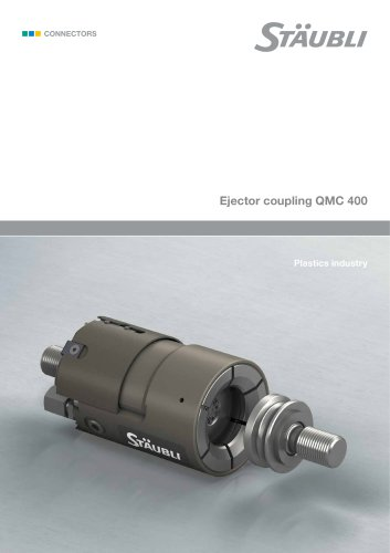 Ejector coupling QMC 400