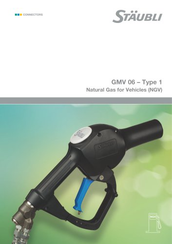 GMV 06 - TYpe 1 Natural Gas for Vehicles (NGV)