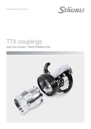 High flow transfer - NATO STANAG- TTX