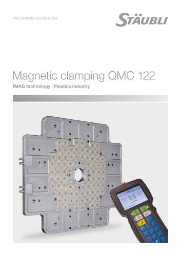 IMAG High performance magnetic clamping QMC 122
