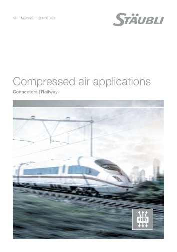 Railway Programme Compressed air application