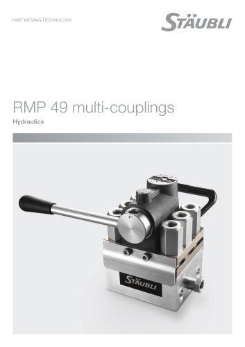 RMP multi-couplings Hydraulics