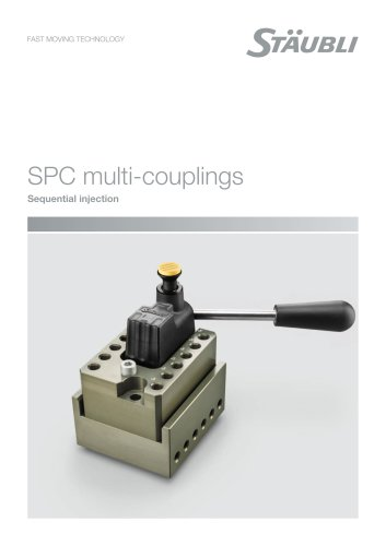 SPC multi-couplings Sequential injection
