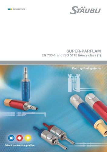 SUPER-PARFLAM EN 730-1 and ISO 5175 heavy classe (1)