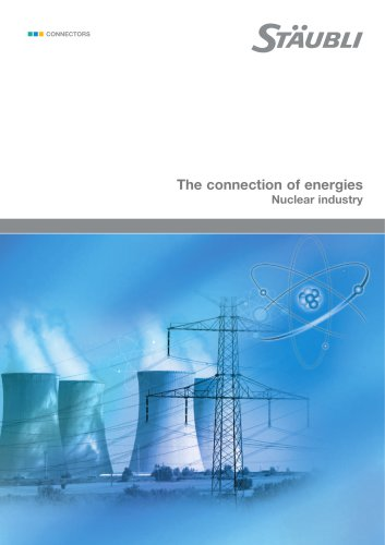 The connection of energies Nuclear industry