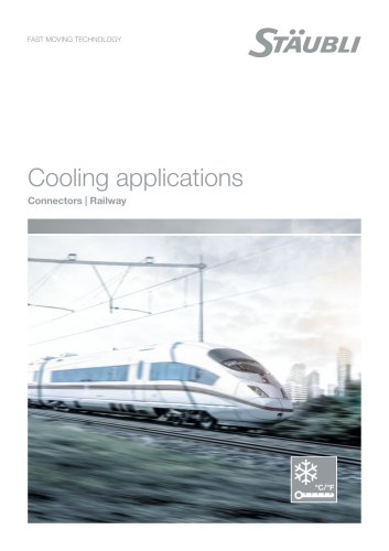 Your cooling applications Railway