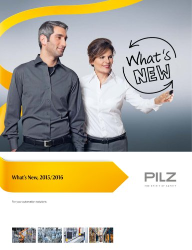 Leaflet What's new 2015/2016