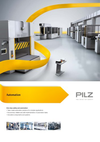 One-stop safety and automation