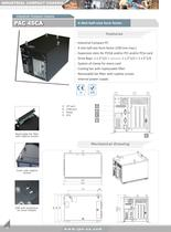 Industrial compact chasis