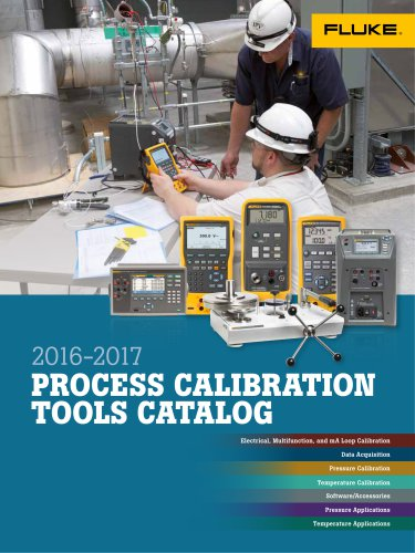 Process Calibration Tools