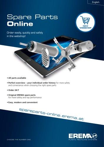 Spare Parts Online