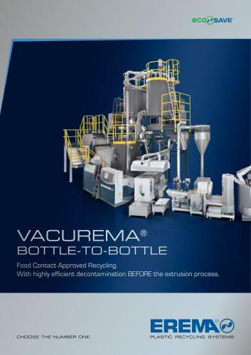 Vacurema Bottle to bottle