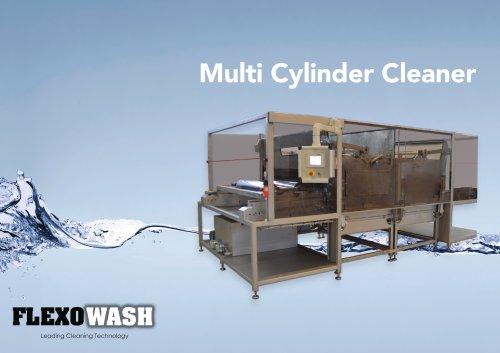 MULTI CYLINDER CLEANER