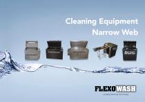 NARROW WEB CLEANING EQUIPMENT